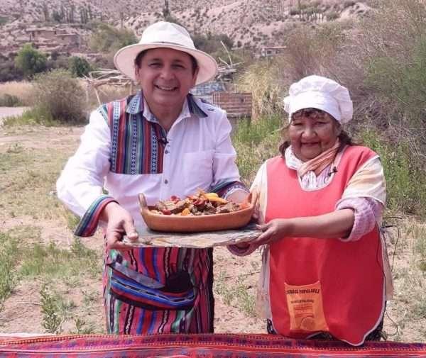 Aprende de los Andes y su comida ancestral