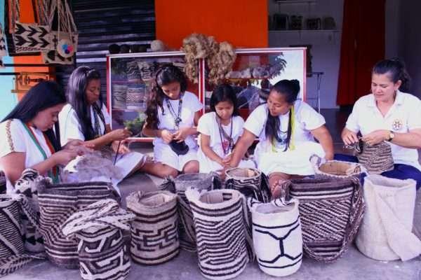 mujeres arhuac